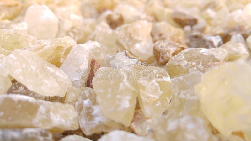 Kristallsteine lizenzfreie stockfotografie