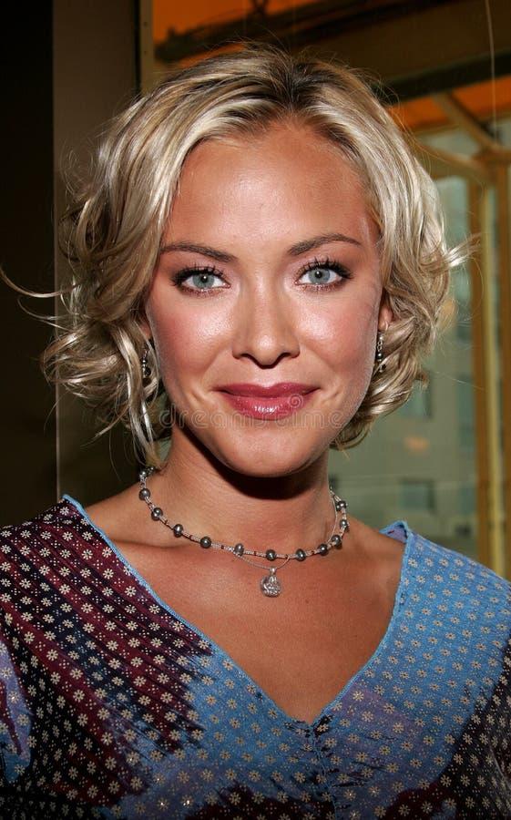 Kristanna Loken royalty-vrije stock foto's