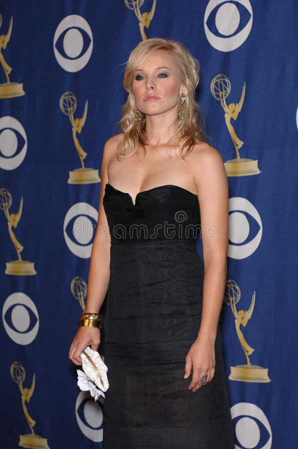 Download Kristen Bell editorial photo. Image of 2005, 57th, bell - 25674506