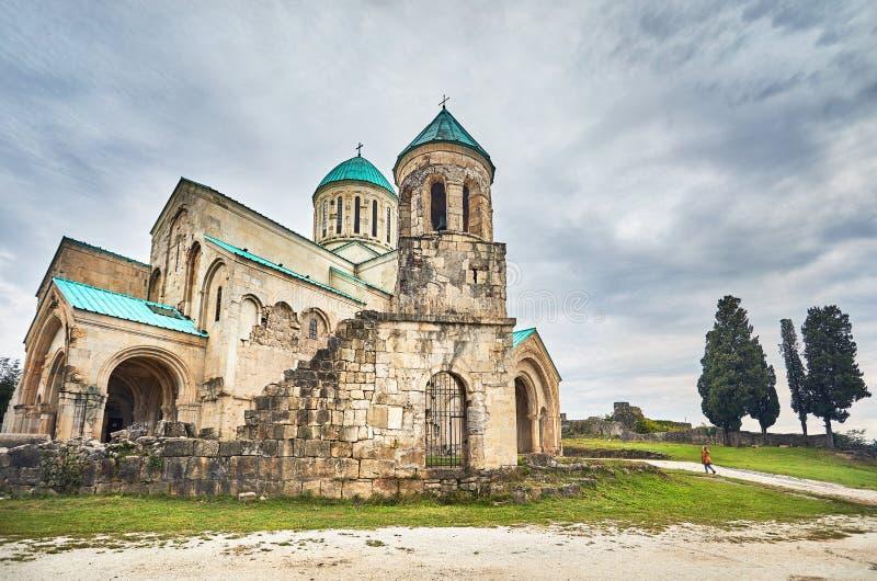 Kristen domkyrka i Georgia royaltyfria foton