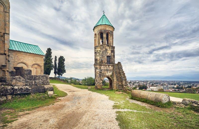 Kristen kyrka i Georgia arkivbilder