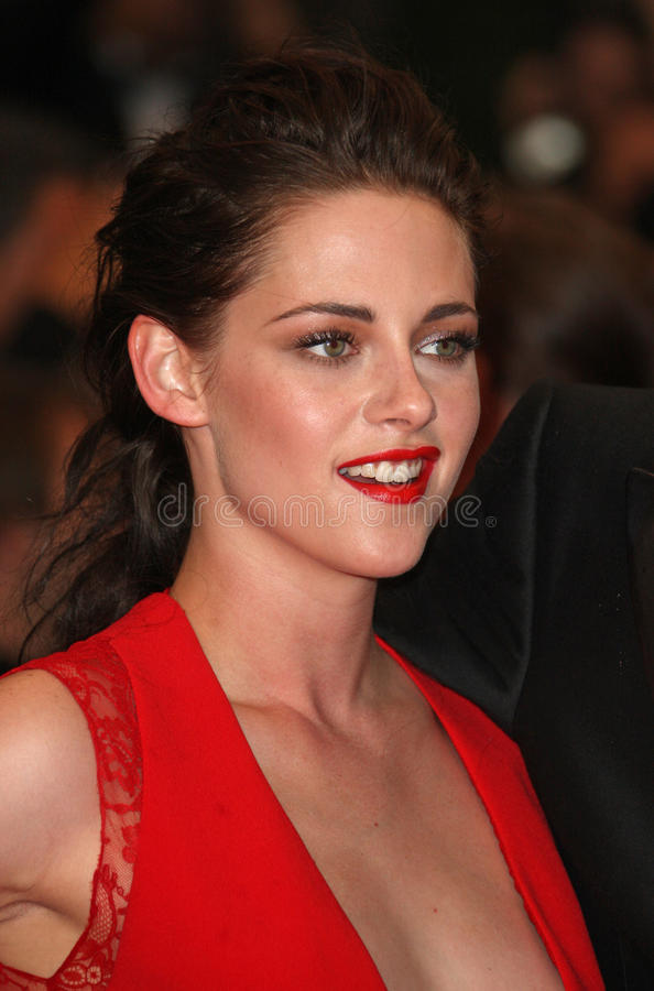 Kristen Stewart. Arriving for the 'Cosmopolis' premiere during the 65th annual Cannes Film Festival, Cannes, France. 25/05/2012 Picture by: Henry Harris / royalty free stock photos