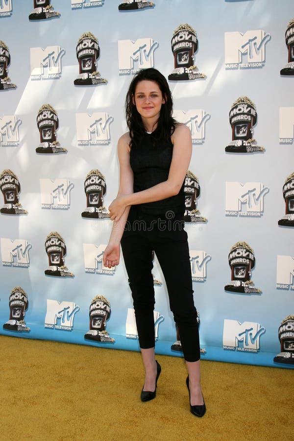 Kristen Stewart. MTV Movie Awards 2008. Universal City. Los Angeles, CA. May 31, 2008. 2008 Kathy Hutchins / Hutchins Photo stock images