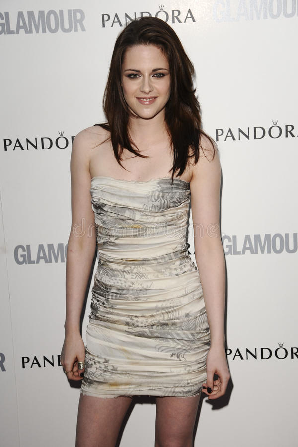 Kristen Stewart. Arriving for the 2011 Glamour Awards, Berkeley Square, London. 07/06/2011 Picture by: Steve Vas / Featureflash royalty free stock images