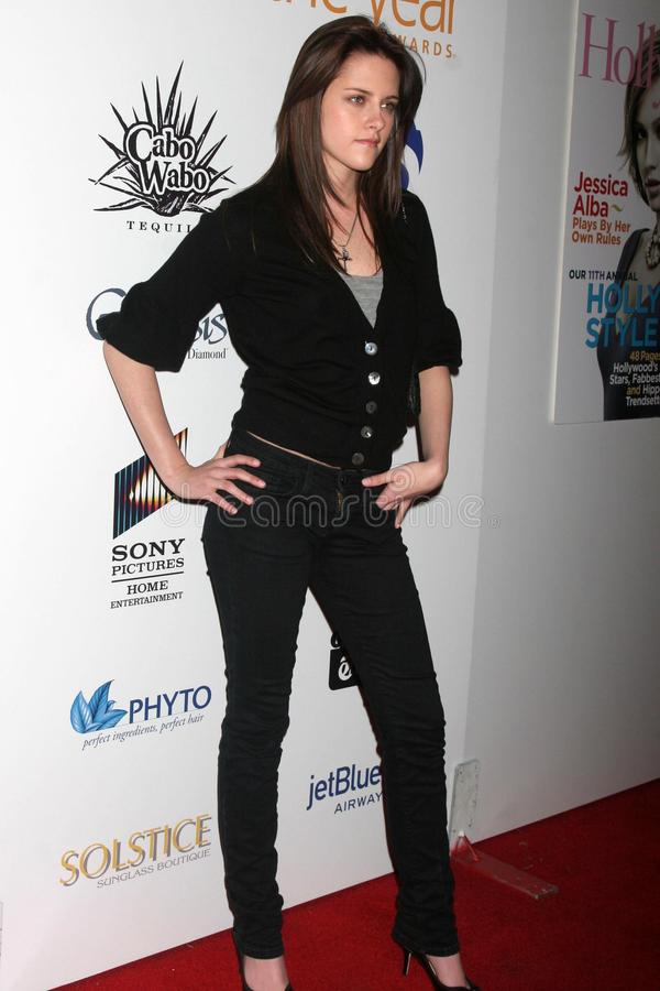Kristen Stewart στοκ εικόνες με δικαίωμα ελεύθερης χρήσης