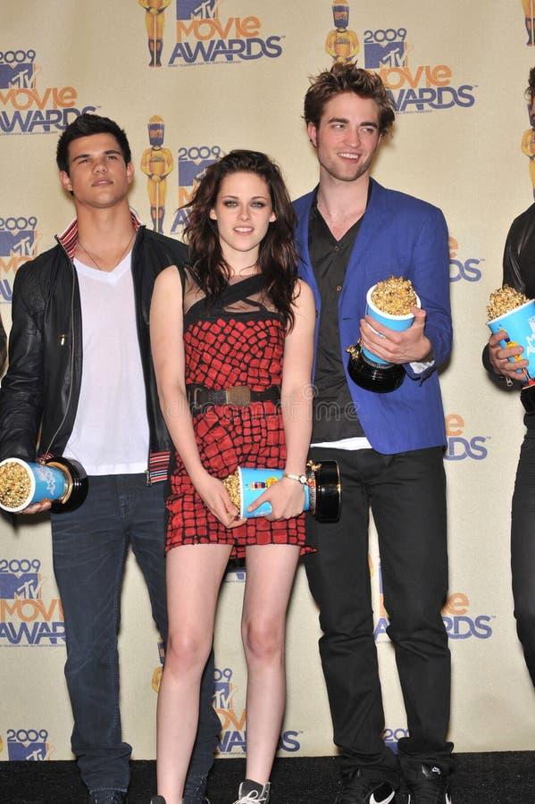 Download Kristen Stewart, Robert Pattinson, Taylor Lautner Editorial Photo - Image: 23042301