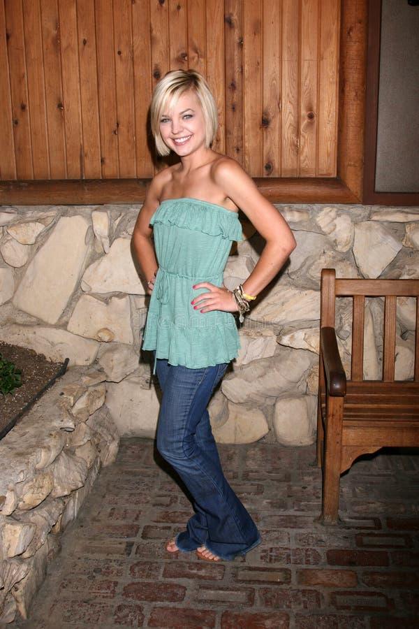 Kristen Storms fotografie stock