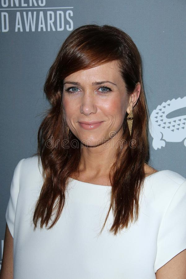 Kristen Wiig. At the 15th Annual Costume Designers Guild Awards, Beverly Hilton, Beverly Hills, CA 02-19-13 stock photo