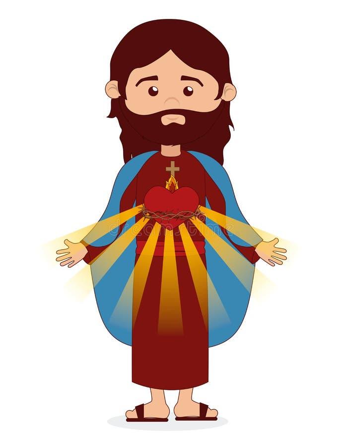 Kristendomendesign vektor illustrationer