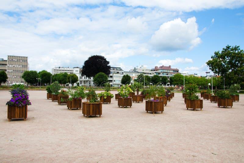 Kristiansand, Noorwegen royalty-vrije stock foto