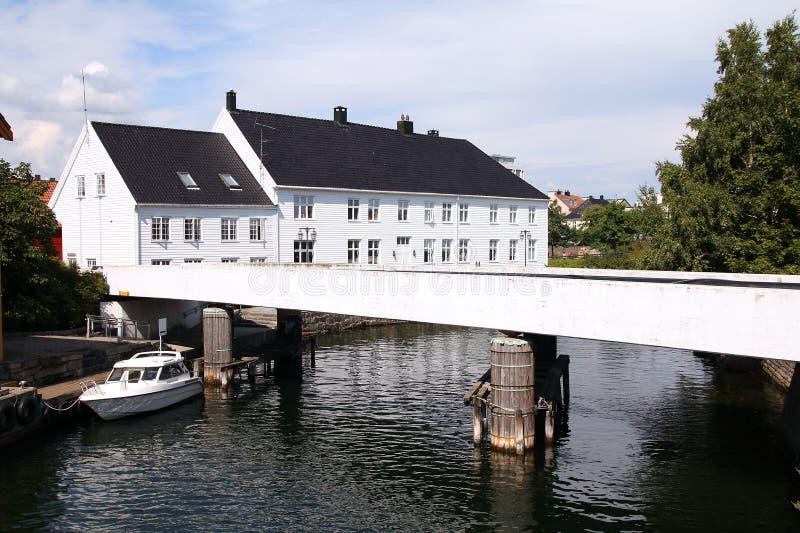 Kristiansand, Norwegia zdjęcia royalty free