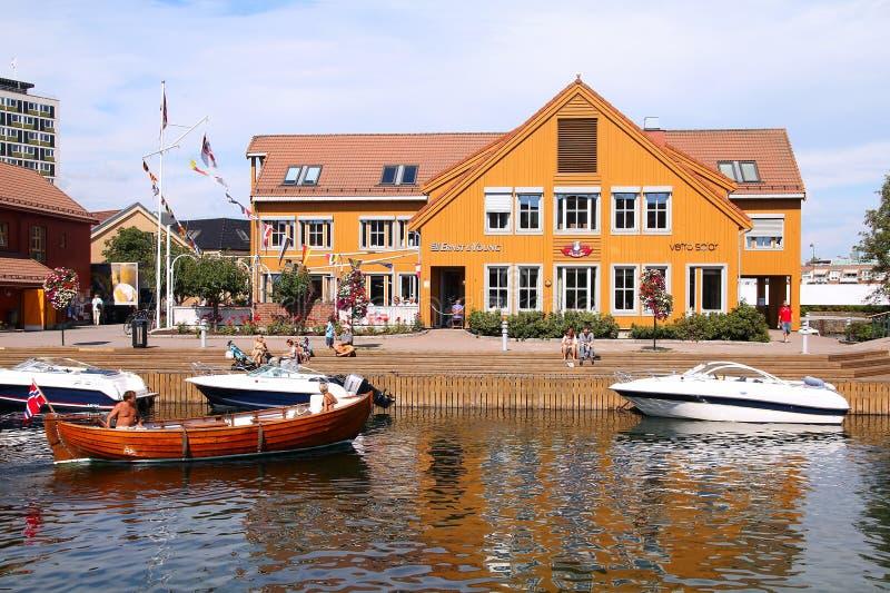 Kristiansand, Norwegia fotografia royalty free