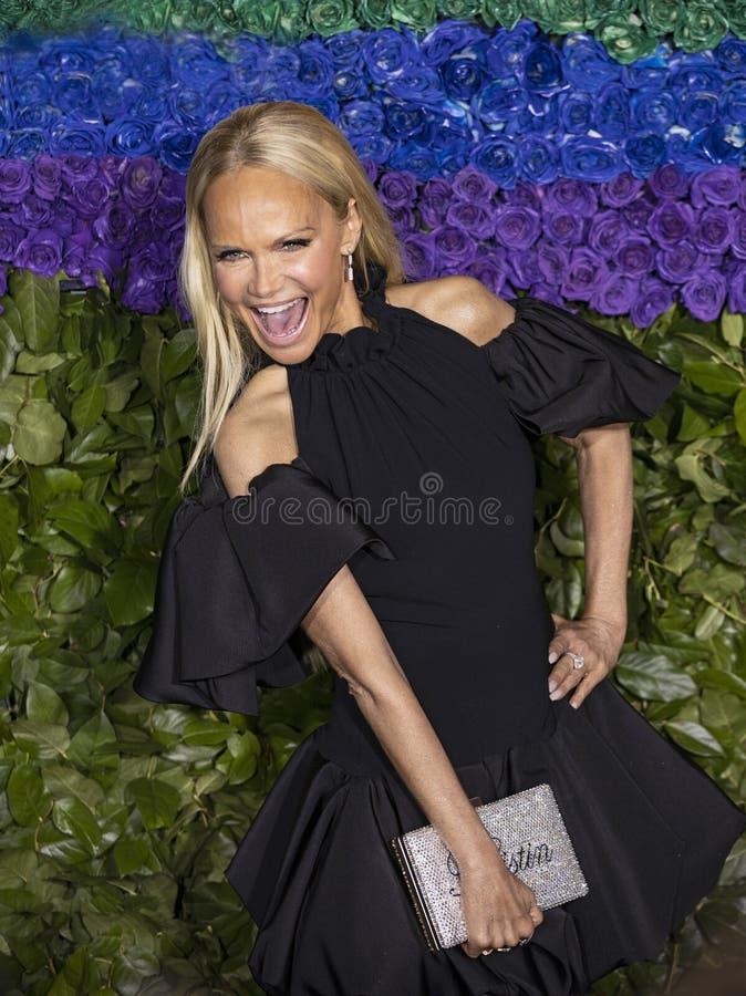 Kristin Chenoweth chez Tony Awards 2019 image stock