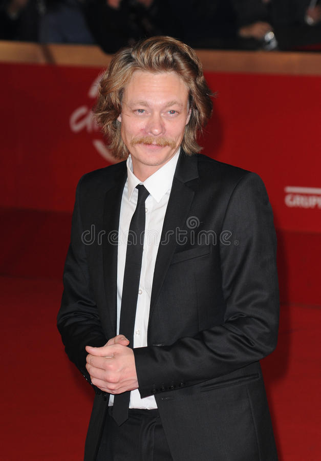 Kristoffer Joner. Attends the premiere of Babycall during the 6th International Rome Film Festival. October 31, 2011, Rome, Italy Picture: Catchlight Media / royalty free stock photography