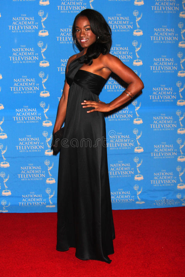 Download Kristolyn Lloyd Arrives At The 2012 Daytime Creative Emmy Awards Editorial Stock Photo - Image: 25586908
