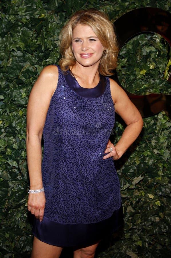 Kristy Swanson stock foto's