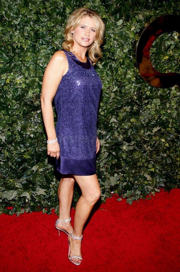 Kristy Swanson royalty-vrije stock fotografie