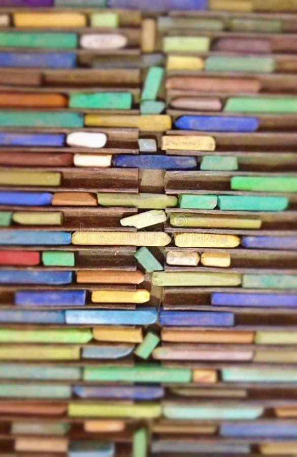 krita arkivbild