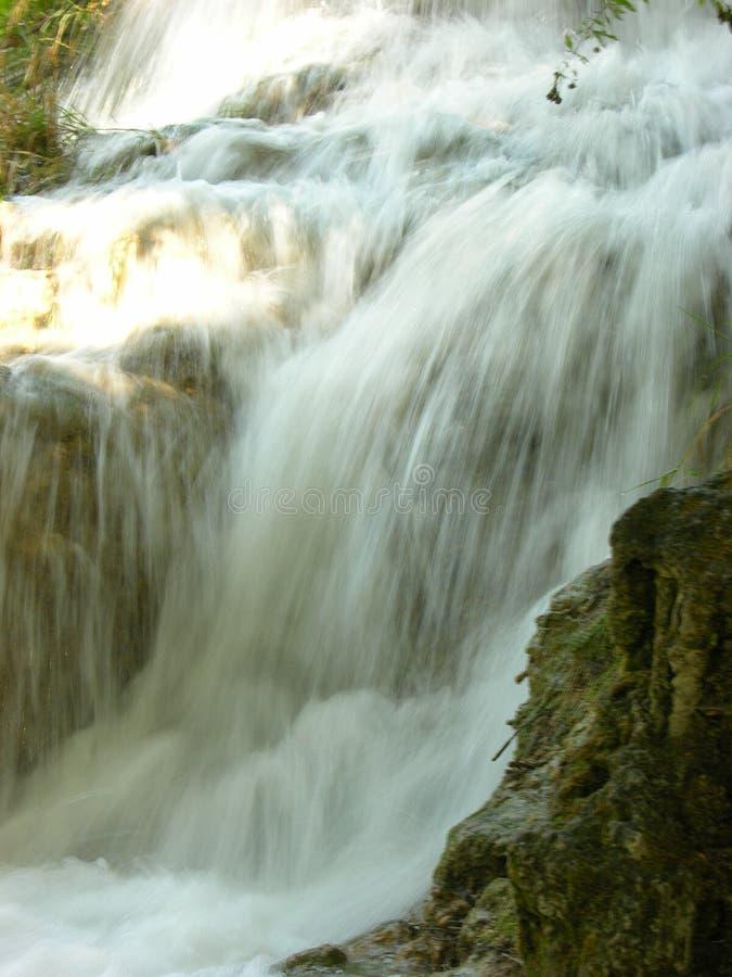 Krka nationalpark som lokaliseras i centrala Dalmatia, nära staden av Å-ibenik royaltyfri bild