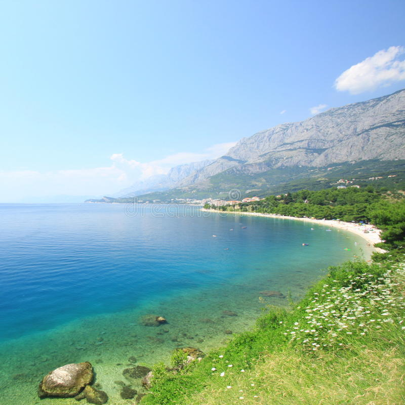 Kroatië royalty-vrije stock afbeeldingen
