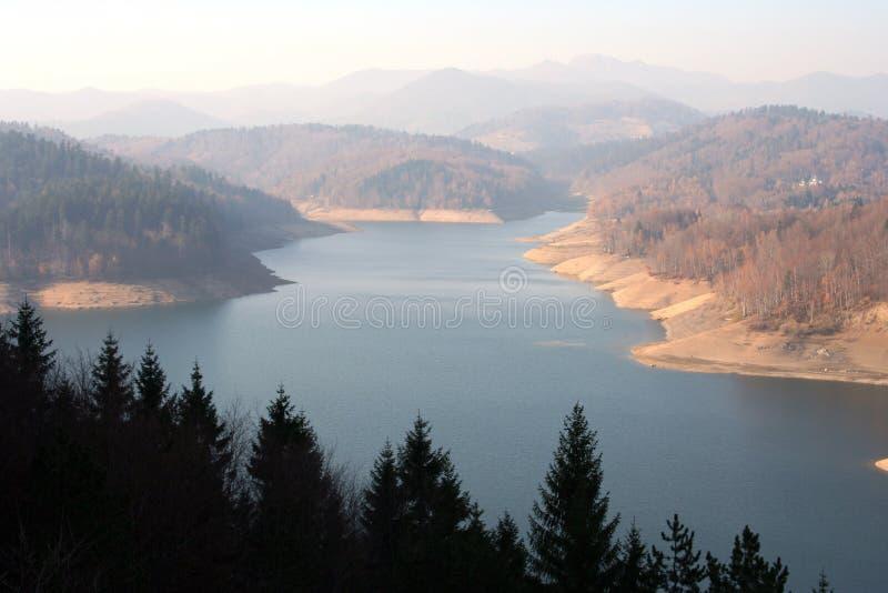 Kroatië-LOKVE royalty-vrije stock fotografie