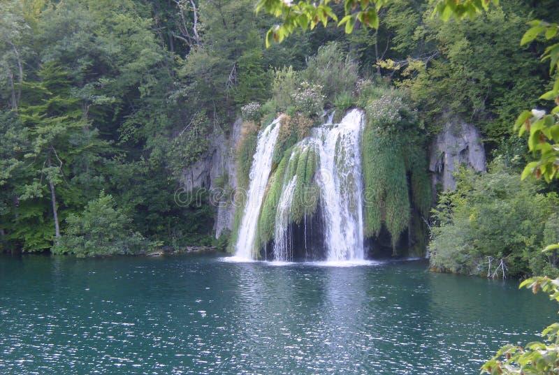 Kroatië-Plitvice Meren Nationaal Park stock afbeeldingen