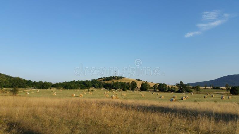 Kroatië udbina-Ondic stock fotografie