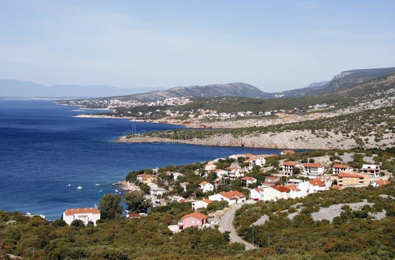 Kroatien stockfoto