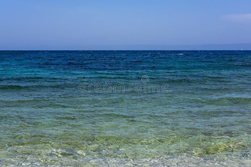 Kroatien för Korcula ö, Dalmatia royaltyfri fotografi
