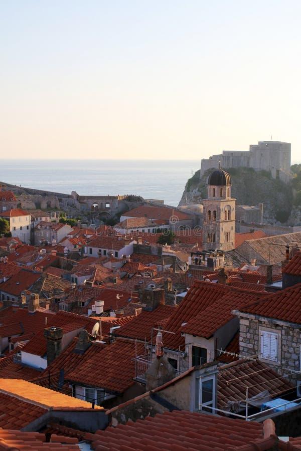 Kroatien natur och landskap Europa lopp wanderlust arkivfoto
