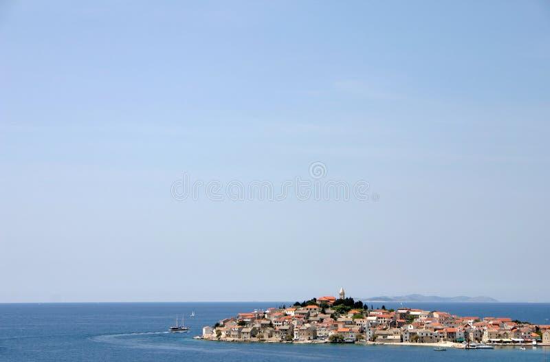 Kroatische Adriatic Stock Foto's