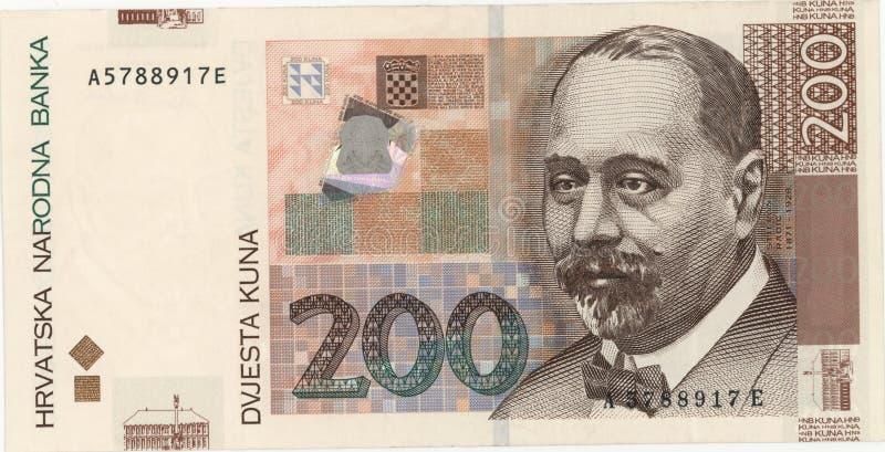 Download Kroatisk valuta arkivfoto. Bild av valuta, bankirer, pengar - 500126