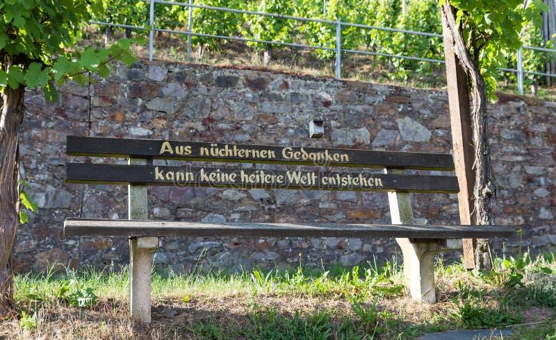 Kroev chez la Moselle Rhénanie-Palatinat Allemagne photographie stock libre de droits