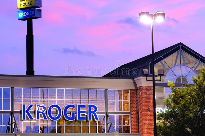Kroger стоковые фотографии rf