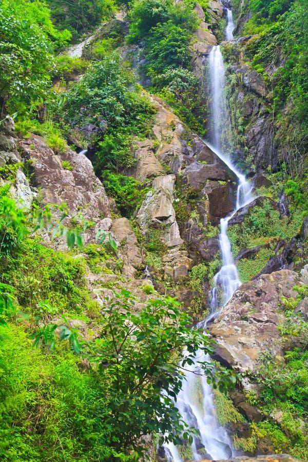 Download Krok Ja Dok Siklawa, Tajlandia Zdjęcie Stock - Obraz złożonej z świeżość, natura: 41951098