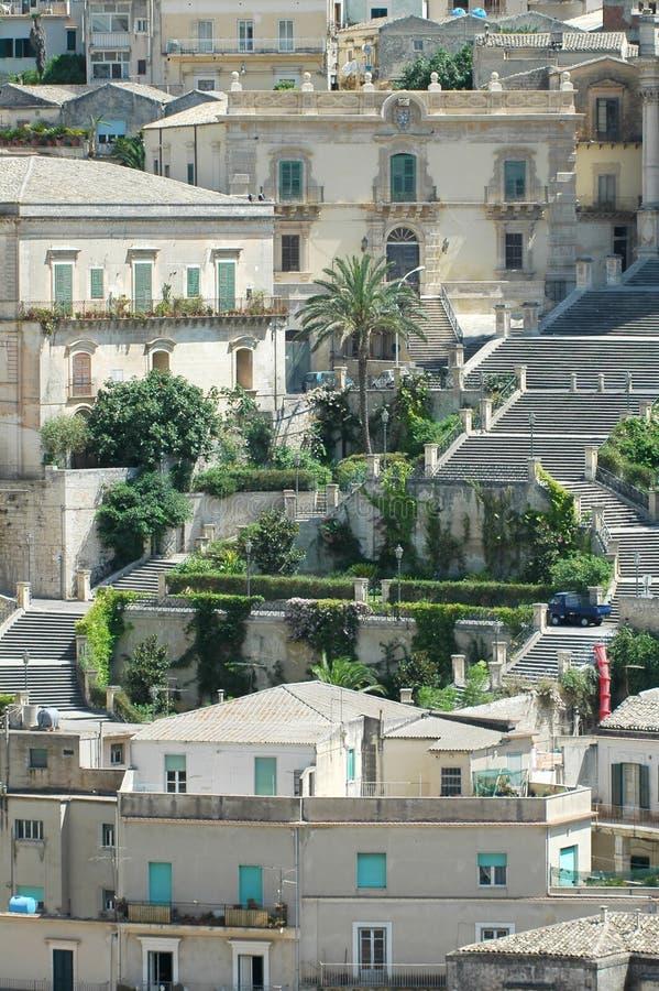 kroki historycznych miasto zdjęcie royalty free