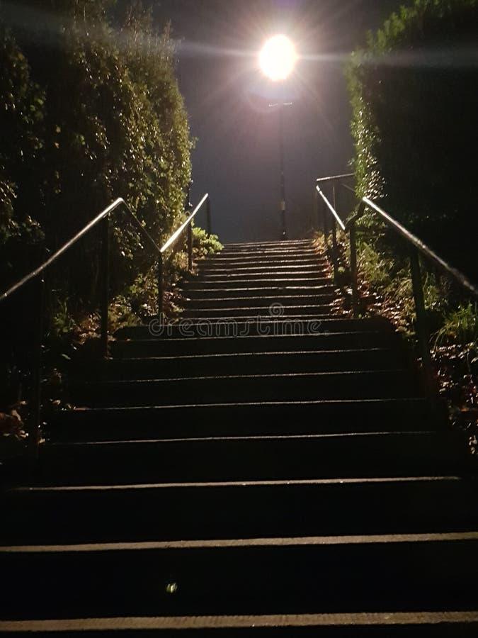 Kroki niebo? zdjęcie royalty free