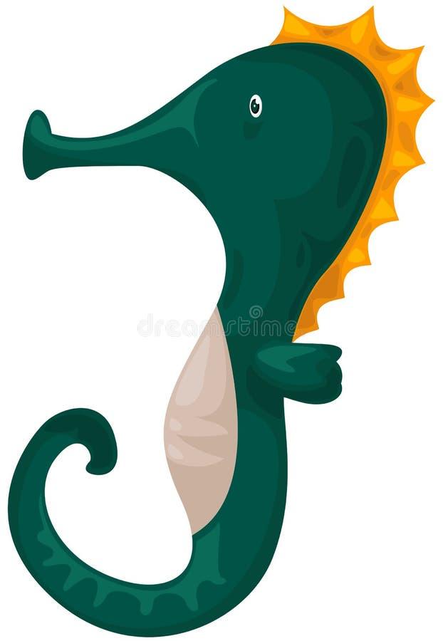 Krokodil stock abbildung
