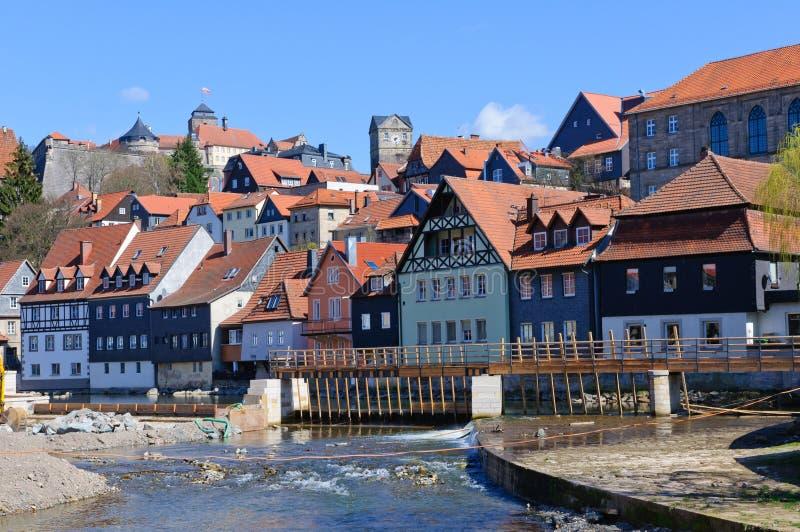Kronach, Alemanha imagem de stock royalty free