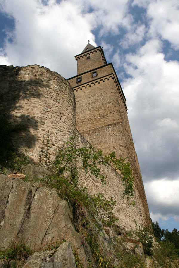 Download Kronberg Castle Tower Royalty Free Stock Photos - Image: 15987428