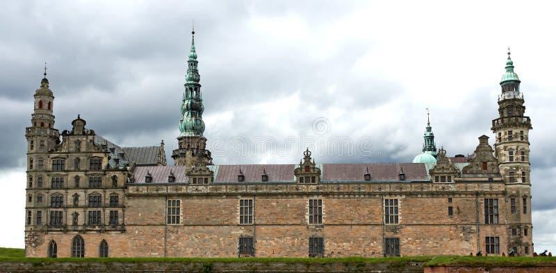 Kronborg城堡,丹麦 库存图片