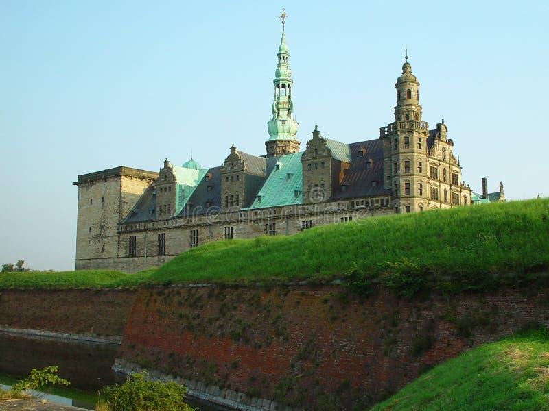 Kronborg stockfoto