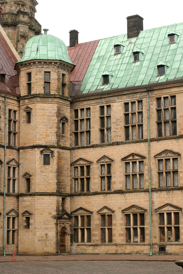 Download Kronborg castel stock image. Image of kroborg, king, architecture - 1019185