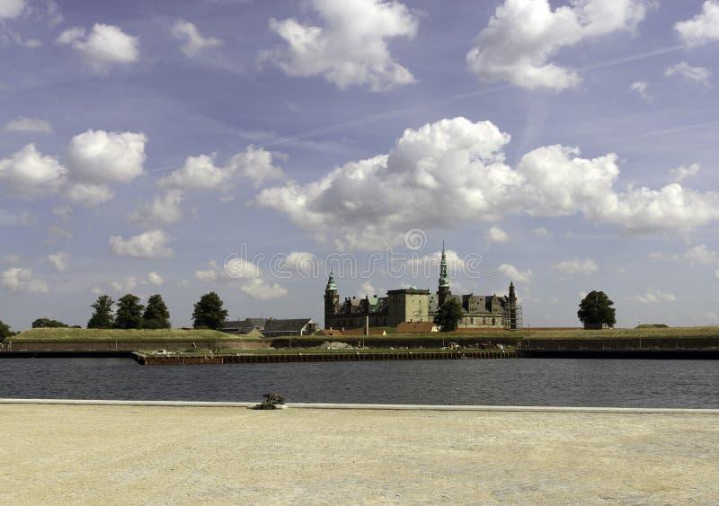 Kronborg Castle royalty free stock photos