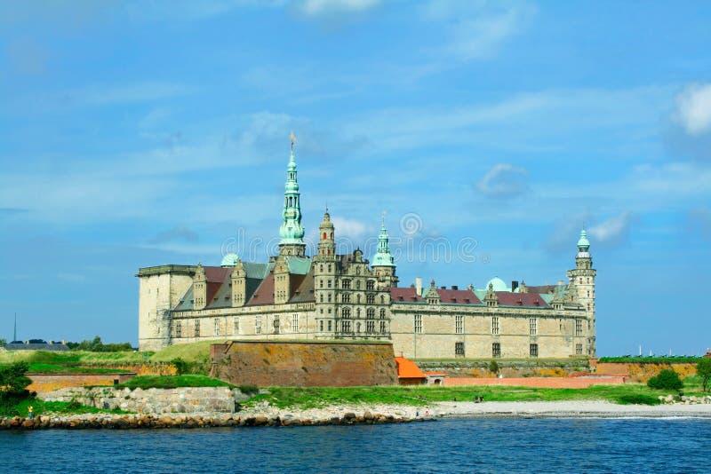 Kronborg, Elsinore imágenes de archivo libres de regalías