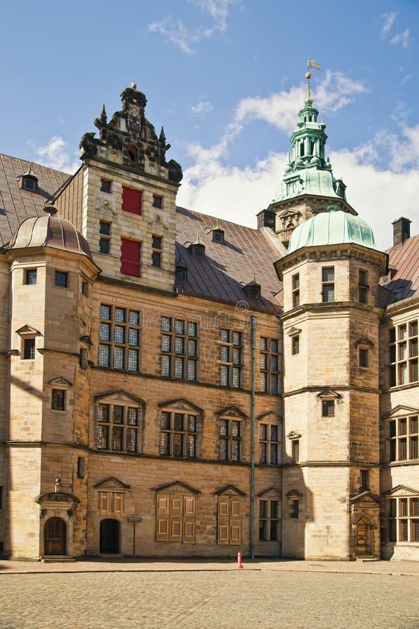 Kronborg Schloss stockbilder