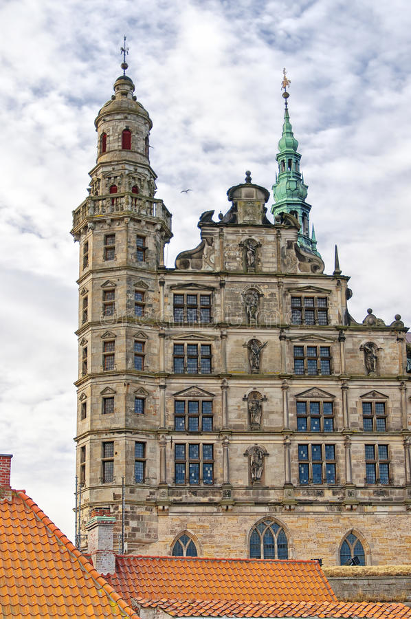 Kronborg slott 16 royaltyfria foton