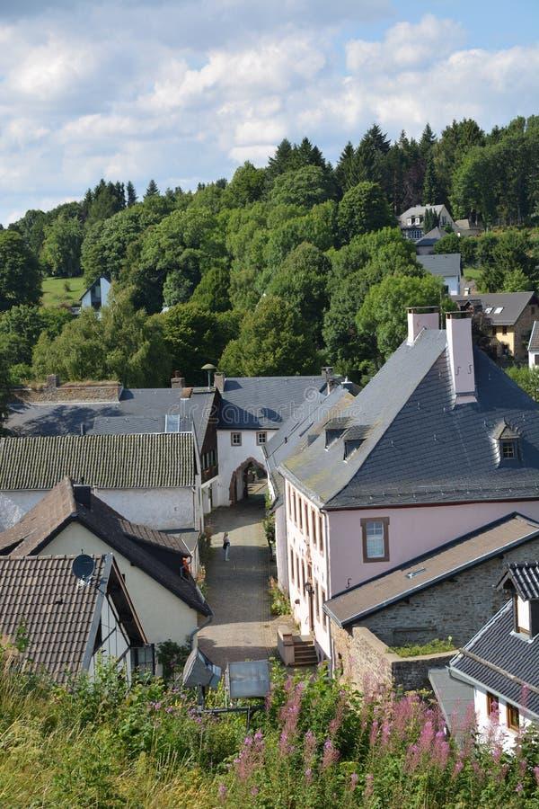 Kronenburg en Alemania fotografía de archivo