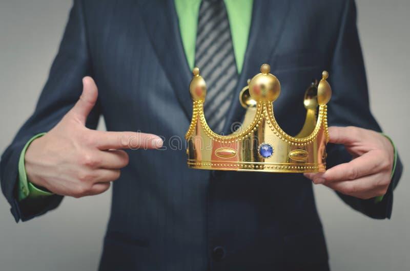 kroning royalty-vrije stock foto