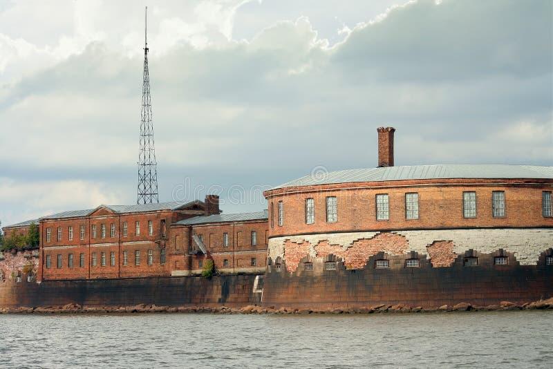 Download Kronstadt, Fort stock foto. Afbeelding bestaande uit vesting - 29501516